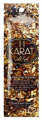 Designer Skin 14 Karat Gold Rush (15 ml x 10 Stück)