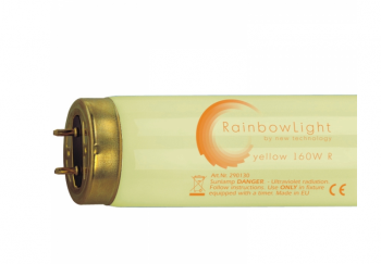 Rainbow Light yellow 160 W R