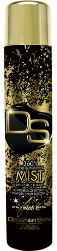 Designer Skin 360° Dark Sunless Bronzing Mist (237 ml)