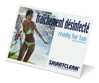 Smartclean  Aufsteller / français