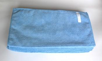 Microfasertuch  (blau) 10Stk.