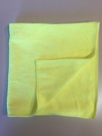Microfasertuch  (gelb)