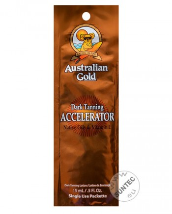 "Australian Gold - Dark Tanning Accelerator ""lotion"" (15 ml)"
