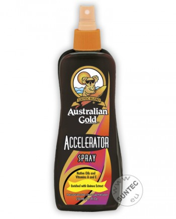 Australian Gold - Dark Tanning Accelerator Spray (250 ml)