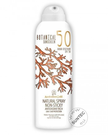 Australian Gold - SPF 50 Botanical Continuous Spray (177 ml)