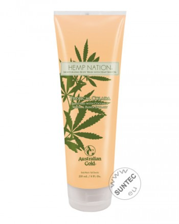 Australian Gold - Hemp Nation Tropical Colada Bodywash (235 ml)