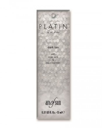 Art of Sun - PLATIN dark tan (15 ml)