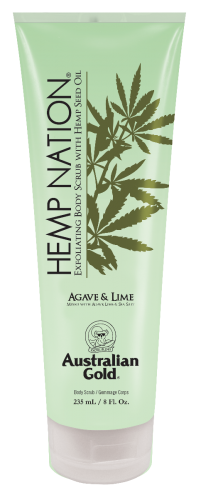 Australian Gold - Hemp Nation Agave & Lime Bodywash (235 ml)