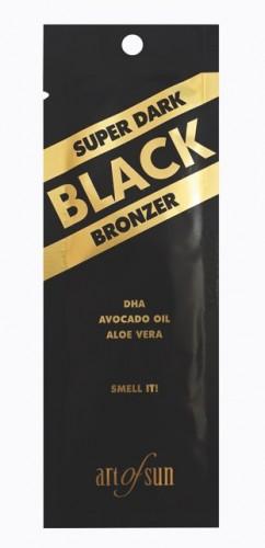 Art of Sun - BLACK super dark bronzer (15 ml)