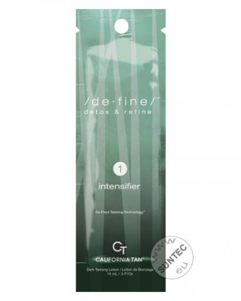 California Tan - de Fine Intensifier Step 1 (15 ml)