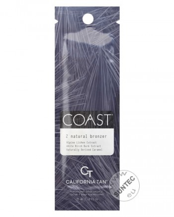 California Tan - Coast Natural Bronzer Step 2 (15 ml)