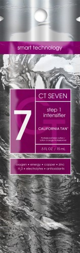 California Tan - Neu CT Seven Intensifier Step 1 (15 ml)
