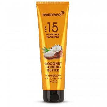 Tannymaxx - SPF 15 Coconut Tanning Butter (150 ml)