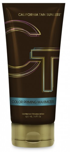 California Tan - Color Priming Maximizer (177 ml)