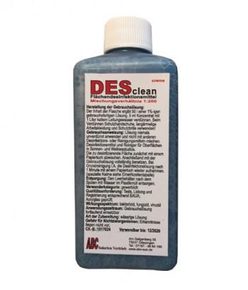 DESclean - Crema  Flächendesinfektionsmittel  250ml