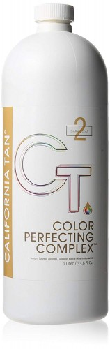 California Tan - CPC Sunless Dark Clear 13% DHA (1000 ml)