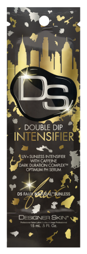 Designer Skin Double Dip UV & Sunless Intensifier (15 ml x 10 Stück)