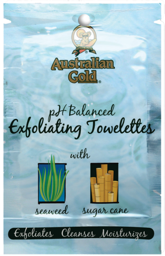 Australian Gold - Exofoliating Towel