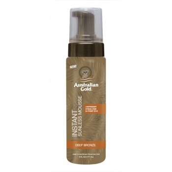 Australian Gold - Instant Sunless Mousse (177 ml)