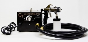 California Tan - Sunless Mini Bronzer Spray Unit - EU