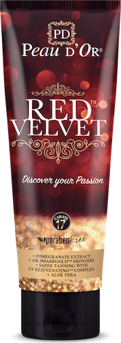 Peau d´Or - Red Velvet (250 ml)
