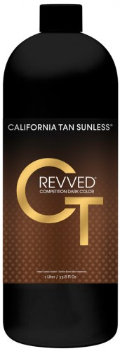 California Tan - CPC Sunless Revved Competition Dark Tinted 19% DHA (1000 ml)