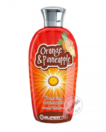 SuperTan - Orange & Pineaple  (200ml)