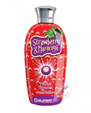 SuperTan - Strawberry & Maracuya  (200ml)