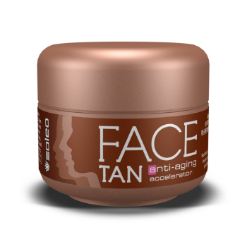Soleo Special Line Face Tan Anti-Aging Bronzing Accelelator (15 ml)