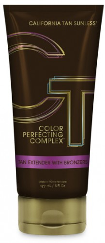 California Tan - Sunless CPC Tan Extender mit Bronzer (177 ml)