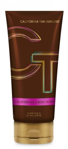 California Tan - Sunless Color Enhance Body Wash (177 ml)