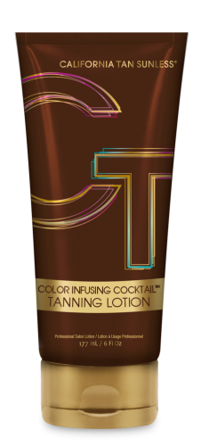 California Tan - Color Infusing Cocktail Tanning Lotion (177 ml)