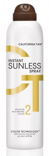 California Tan - Instant Sunless Spray (177 ml)