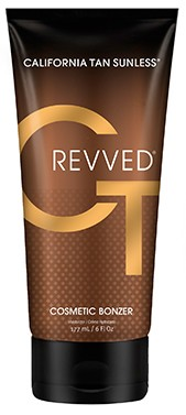 California Tan - Sunless Revved Cosmetic Bronzers (177 ml)