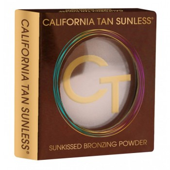 California Tan - Sunless Sunkissed Bronzing Powder