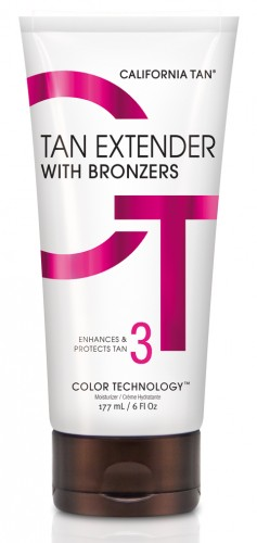 California Tan - Sunless Tan Extender mit Bronzer (177 ml)