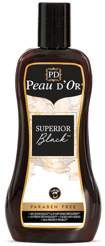 Peau d´Or - Superior Black (250 ml)