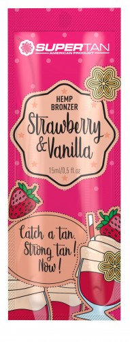 SuperTan -  Strawberry & Vanilla (15 ml)