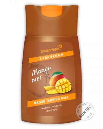 Tannymaxx - Xtra Brown Mango Tanning Milk (200 ml)