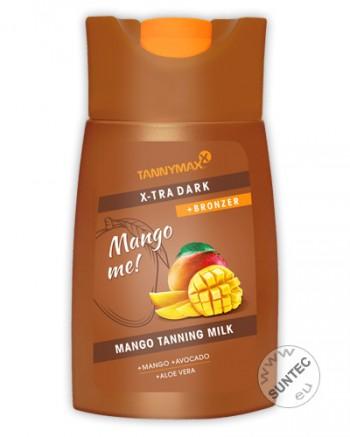 Tannymaxx - Xtra Dark Mango Tanning Milk + Bronzer (200 ml)