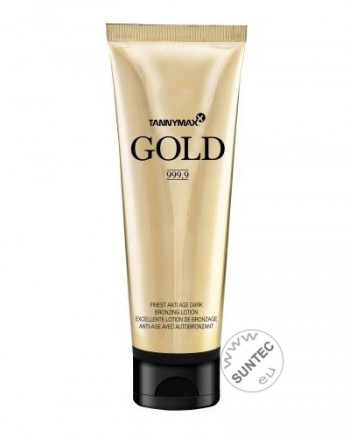 Tannymaxx - Gold 999,9 Finest Anti Age Dark Bronzing Lotion (125 ml)