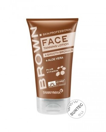 Tannymaxx - Brown Face Tanning + Smooth Bronzer (50 ml)