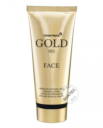 Tannymaxx - Gold 999,9 Ultra Sensitive Face Care Lotion (75 ml)