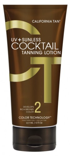 California Tan - UV + Sunless Cocktail Tanning Lotion (177 ml)