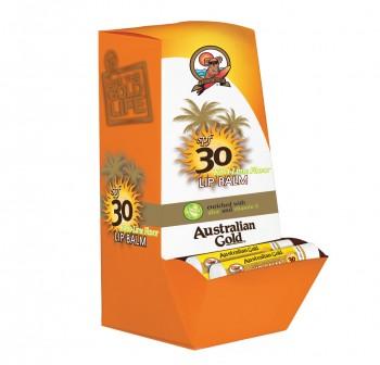 Australian Gold - SPF 30 Lipbalm Stick (36 Stück)