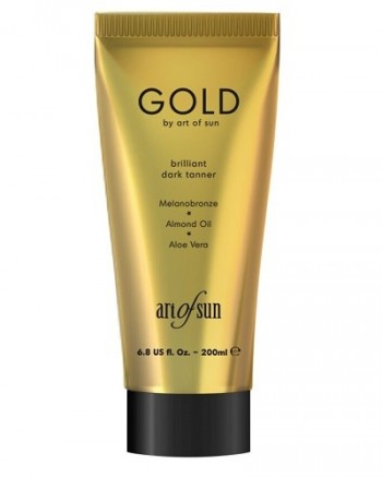 Art of Sun - GOLD brilliant dark tanner (200 ml)
