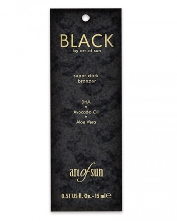 Art of Sun - BLACK super dark bronzer (15 ml)