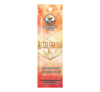 Australian Gold - Accelerator K™ Infused with Carrot Oil  (15 ml)