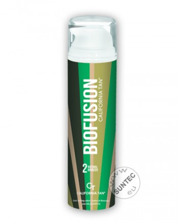 California Tan - Biofusion Natural Bronzer Step 2 (200 ml)