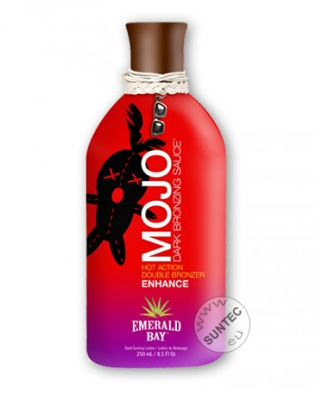 Emerald Bay - Mojo Dark Bronzing Sauce (250ml)